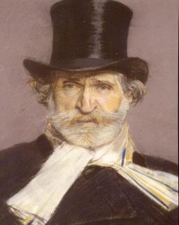 Képeslap Verdi