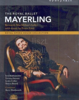 Mayerling DVD - Kenneth MacMillan's ballet with music by Franz Liszt
