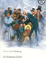 A Christmas Carol with MP3 Audio CD - Penguin readers level 2 Elementary