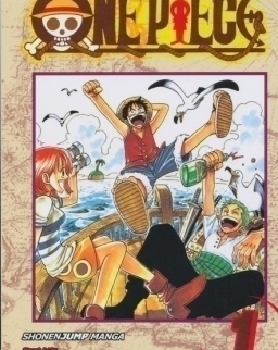 Eiichiro Oda: One Piece - Volume 1