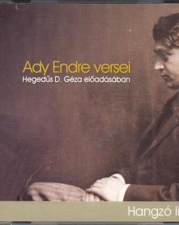 Ady Endre versei Hegedűs D. Géza előadásában
