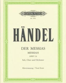 Georg Friedrich Händel: Der Messias - zongorakivonat