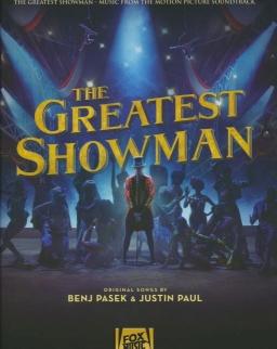 The Greatest Showman - ének-zongora,gitár