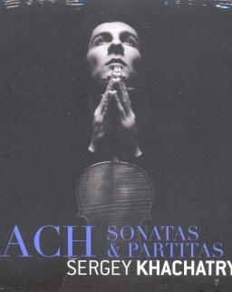 Johann Sebastian Bach: Sonatas and Partitas - 2 CD