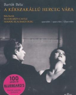 Bartók Béla: A Kékszakállú herceg vára - operafilm DVD