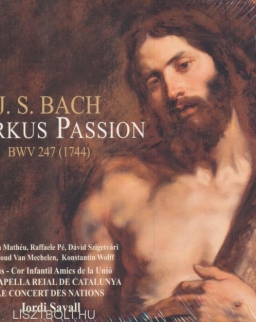 Johann Sebastian Bach: Markus Passion - 2 CD + könyv