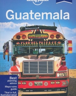 Lonely Planet - Guatemala Travel Guide (5th Edition)