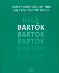 Bartók Béla: Easy Piano Pieces and Dances