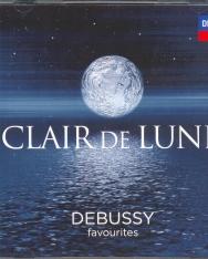 Claude Debussy: Favourites - Claire de Lune - 2 CD