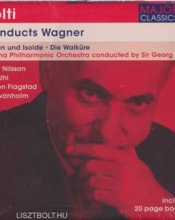 Solti conducts Wagner (Tristan und Isolde, Die Walküre) - 5 CD