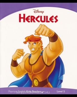 Hercules - Penguin Kids Disney Reader Level 5
