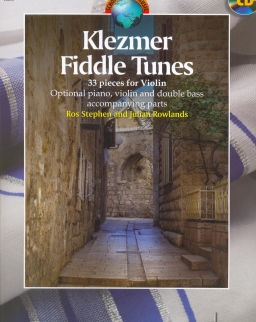 Klezmer Fiddle Tunes + CD