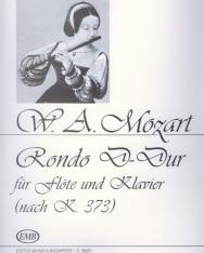 Wolfgang Amadeus Mozart: Rondó fuvolára