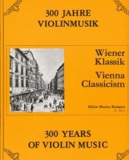 300 év hegedűmuzsikája - Bécsi klasszika