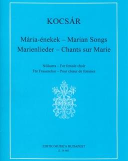 Kocsár Miklós: Mária - énekek nőikarra