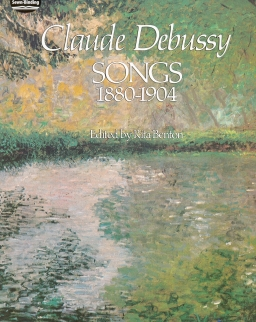 Claude Debussy: Songs 1880-1904