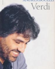 Andrea Bocelli: Verdi arias - ének-zongora-gitár