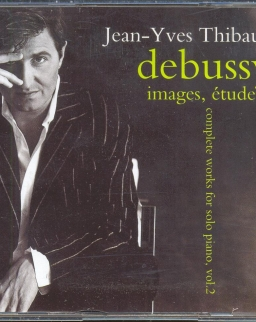 Claude Debussy: Works for Piano - 2 CD