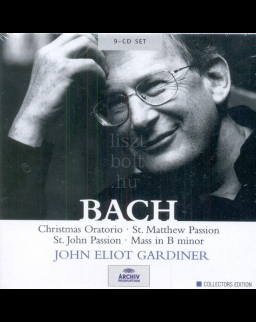 Johann Sebastian Bach: Sacred Vocal Works - 9 CD