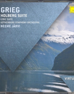Grieg: Holberg Suite, Four Norwegian Dances, Two Elegiac Melodies, Lyric Suite