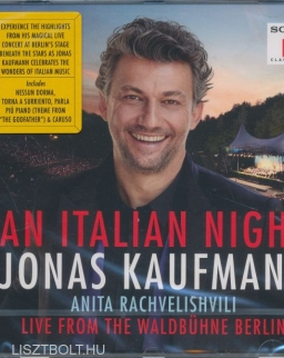 Jonas Kaufmann: An Italian Night - live from Waldbühne Berlin