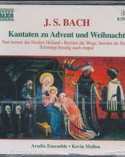Johann Sebastian Bach: Kantaten zu Advent und Weihnacht