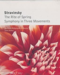 Igor Stravinsky: Le Sacre de Printemps, Symphony in Three Movements