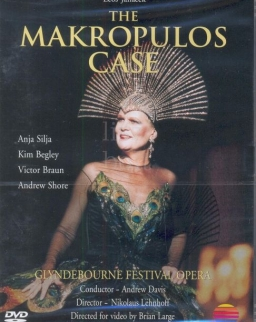 Leos Janacek: The Makropulos Case DVD