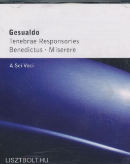 Gesualdo: Tenebrae Responsories - 2 CD