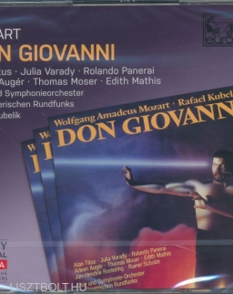 Wolfgang Amadeus Mozart: Don Giovanni - 2 CD