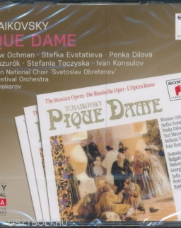 Pyotr Ilyich Tchaikovsky: Pique Dame - 3 CD
