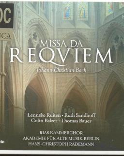 Johann Christian Bach: Missa da Requiem, Miserere