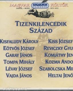 Magyar költők - Tizenkilencedik század