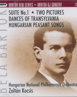 Bartók Béla: Suite No. 1/Two pictures/Hungarian peasant songs - SACD