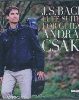 Johann Sebastian Bach: Lute Suites for Guitar - Csáki András