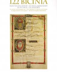 122 Bicinia a XVI. századból - iskolai és liturgikus használatra