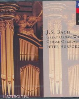 Johann Sebastian Bach: Great Organ Works 2 CD