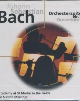 Johann Sebastian Bach: Orchestral Suites 1-4