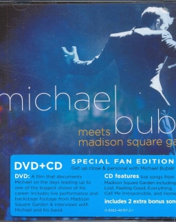 Michael Bublé meets Madison Square Garden CD+DVD