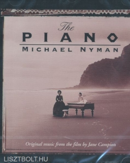 Michael Nyman: The Piano (A zongoralecke) filmzene