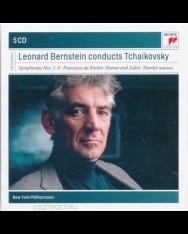 Leonard Bernstein conducts Tchaikovsky - 5 CD