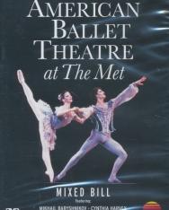 American Ballet Theatre At The Met - DVD