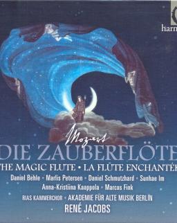 Wolfgang Amadeus Mozart: Die Zauberflöte - René Jacobs