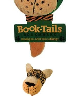 Book-Tails Bookmark