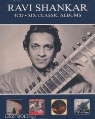 Ravi Shankar: Six Classic Albums - 4 CD