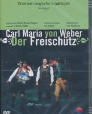 Carl Maria von Weber: Der Freischütz DVD