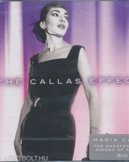Maria Callas: The Callas Effect - 2 CD