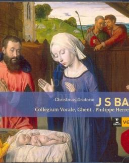 Johann Sebastian Bach: Weihnachts-Oratorium - 2 CD