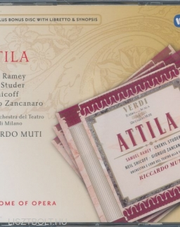 Giuseppe Verdi: Attila - 2 CD