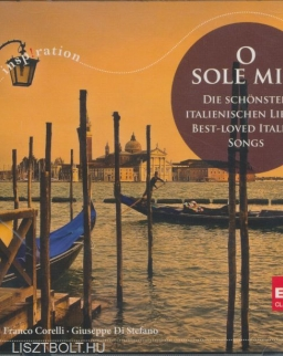 O Sole Mio - Best loved italian songs